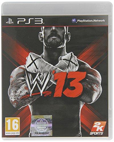 WWE 13 (PS3) (UK)