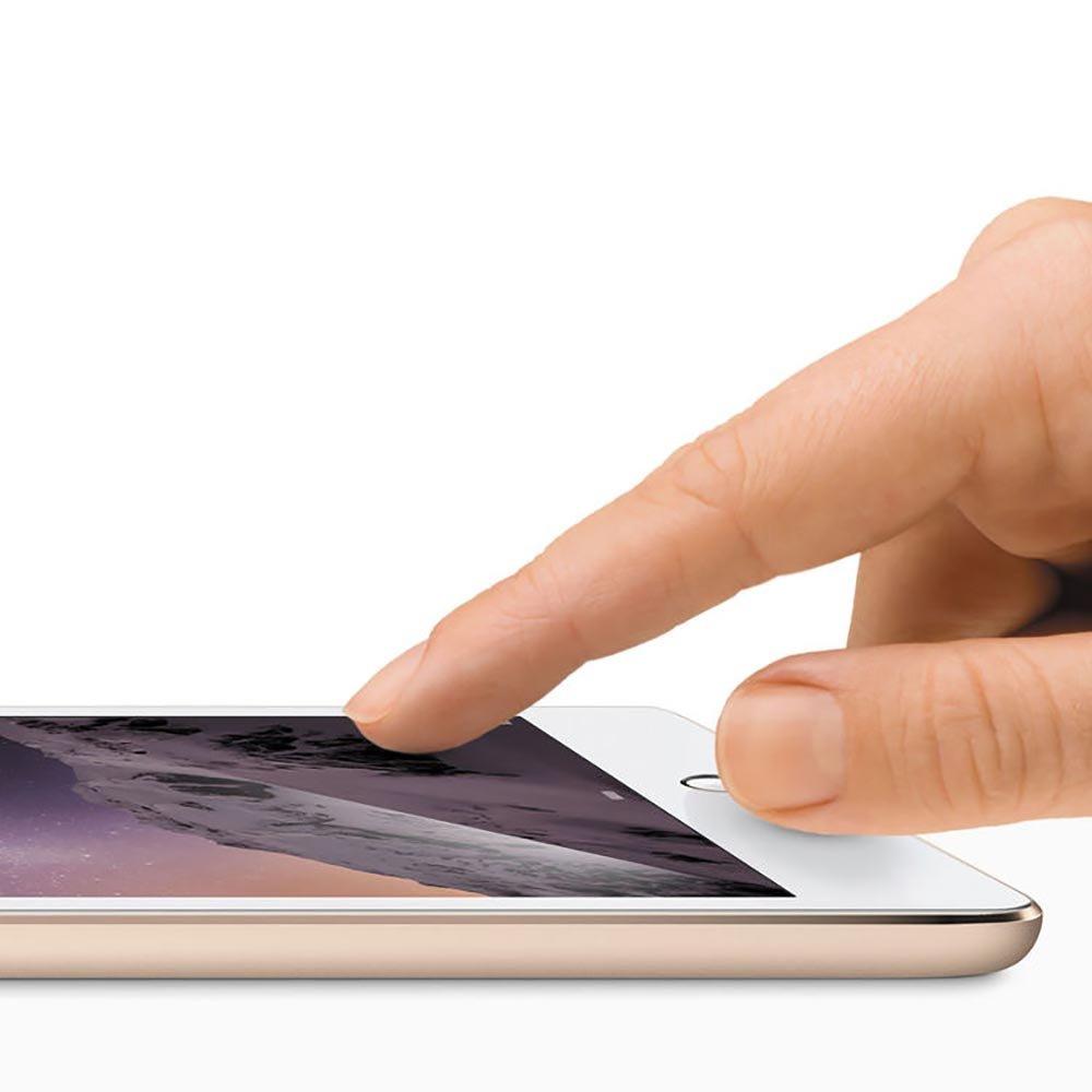 Protector de Pantalla Cooper Cases Samsung Galaxy Tab A 9.7 de Vidrio templado (Dureza 9H, bordes curvos, revestimiento oleofóbico para evitar manchas, ...
