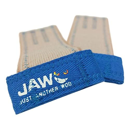 JAW Pullup Grips Royal Blue