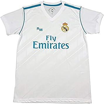 Camiseta Sergio Ramos 4 - Réplica Oficial - Primera Equipación ...