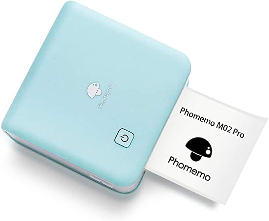 Phomemo 300dpi Mini Photo Printer