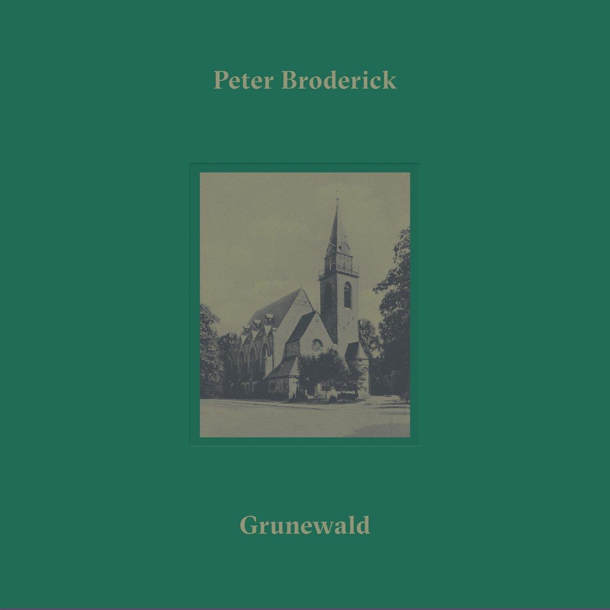 Vinilo : Peter Broderick - Grunewald (10-Inch Vinyl)