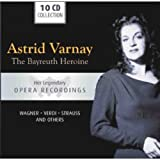 Astrid Varnay: The Legendary Opera Recordings Of The Bayreuth Heroine: Valkyrie, Aida, Siegfried, Fidelio, Elektra, Twilight of the Gods, Tristan and Isolde, Macbeth, Lohengrin, Parsifal, amo!