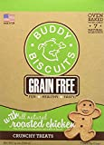 Cloud Star Grain Free Oven Baked Buddy Biscuits Dog Treats, Rotisserie Chicken, 28-Ounce Review
