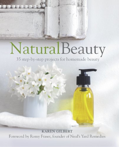 Natural Beauty step step projects ebook product image
