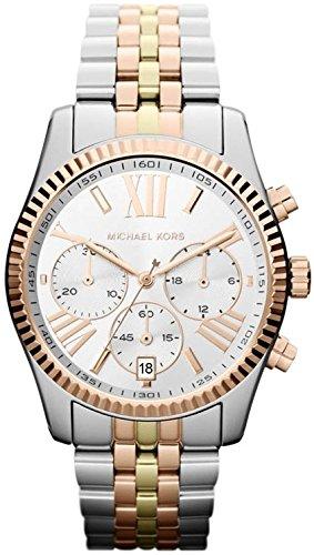 d802597b76a3 Watch Michael Kors Lexington  Amazon.co.uk  Watches