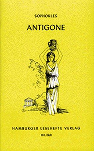 Antigone: Ein Trauerspiel