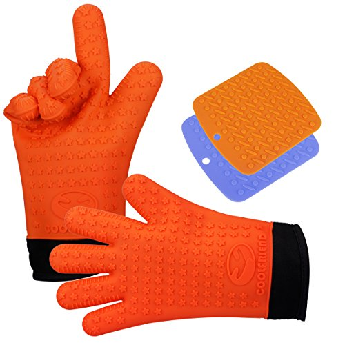 orange bbq grill - 4