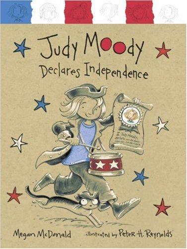 Moody Declares Independence Megan McDonald