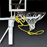Spalding Basketball Back-Atcha Ball Return - Yellow