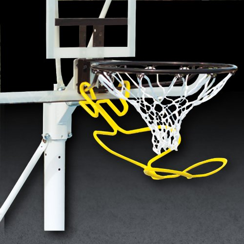Spalding Basketball Back-Atcha Ball Return – Yellow – DiZiSports Store