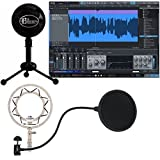 Best Blue Microphones Music Recording Softwares - Blue Snowball Studio Portable USB Microphone with Recording Review