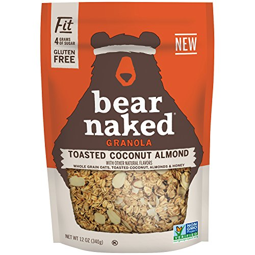 Bear Naked Toasted Coconut Almond Fit Granola, 12 ()