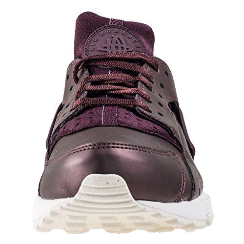 Nike Damen Air Huarache Run Prm Txt Gymnastikschuhe RIDGEROCK/BLACK/MOON PARTICLE/