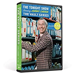 The Tonight Show Vault Series Collection Volume 7-12 starring Johnny Carson