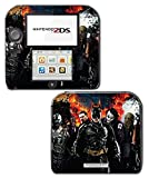Batman Begins Dark Knight Rises Joker Bane Two Face Video Game Vinyl Decal Skin Sticker Cover for Nintendo 2DS System Console