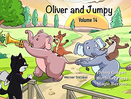 Oliver and Jumpy, Volume 14 -
