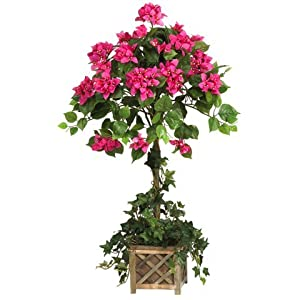 Artificial Flower Topiary