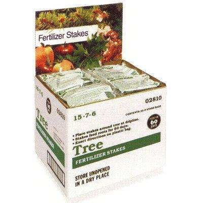Tree Fertilizer Stakes (Jobes 160 Piece Domestic Bulk Tree 15-3-3 Fertilizer Stakes)