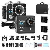 Best Camera Waterproofs - Action Camera,Wimius 4K 20MP WiFi Waterproof Sport Camera Review