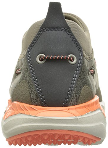 Merrell Womens 1six8 Moc Fashion Sneaker In Alluminio
