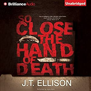 So Close the Hand of Death Audiobook