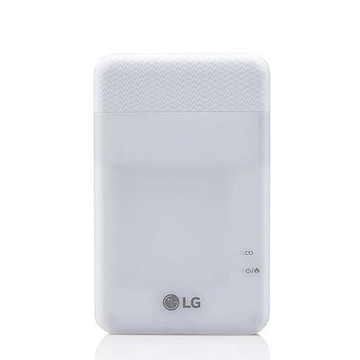 LG Impresora de Fotos de Bolsillo pd261 inalámbrica Android iOS ...