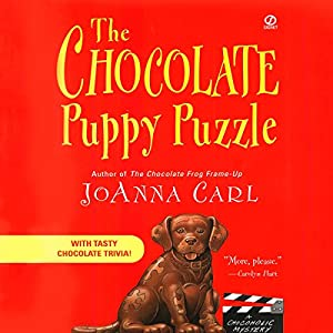 The Chocolate Puppy Puzzle Audiobook