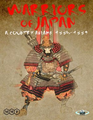 MMP: Warriors of Japan, a Country Aflame, Boardgame
