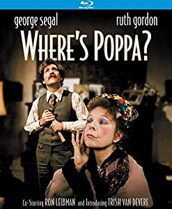 Cover Image for 'Where's Poppa?'