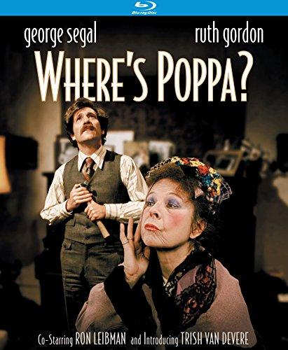 Where's Poppa? (1970) [Blu-ray]