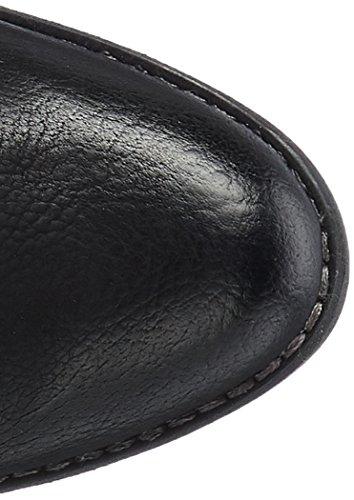 Marco Donna Nero Black comb Alti 25603 Tozzi Ant Stivali P7qnXwPSxr