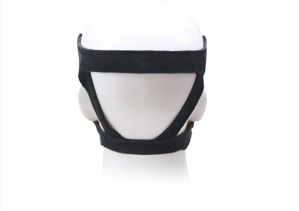 ixaer CPAP Headgear Strap-CPAP Headgear Replacement Fit For Respironics Comfort Gel Nasal Mask Head Band