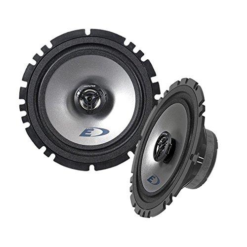 shipping car speaker package   alpine sxe     watt   coaxial car