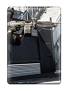 Protection Case For Ipad Air / Case Cover For Ipad(battlefield 3 Mission 2)