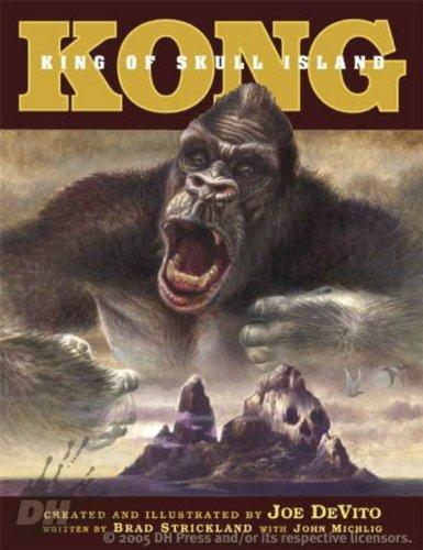 Download Kong: King Of Skull Island PDF