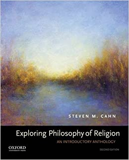 Philosophy of religion introductory essays
