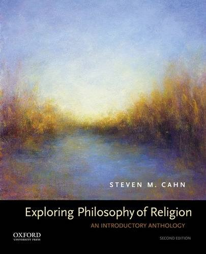 Exploring Philosophy of Religion: An Introductory Anthology