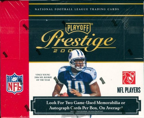 1-One-Box-2007-Playoff-Prestige-Football-Hobby-Box-24-Packs-per-Box-Possible-Adrian-Peterson-Calvin-Johnson-or-Marshawn-Lynch-Rookie-Card