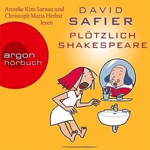 Plötzlich Shakespeare Audiobook