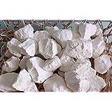 White Clay Edible Kaolin, (8 Oz, 250 gr.), Natural Clay, Chunks Natural for Eating