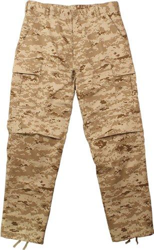 Desert Digital Camouflage BDU Pants Medium ()