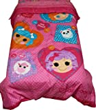 Lalaloopsy Twin Bed Comforter Cute Buttons Blanket