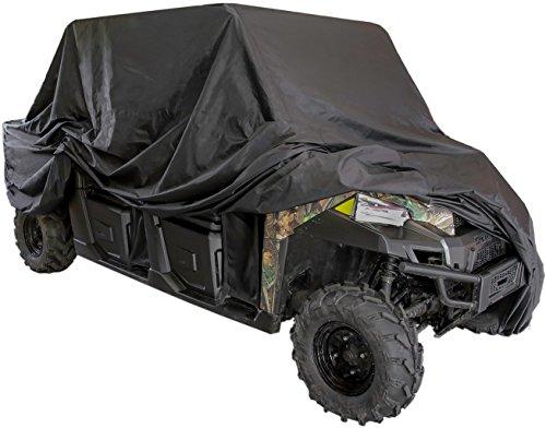 - Raider 02-7725 SX-Series Weather and UV-Resistant UTV 2-Row Seating Storage Cover