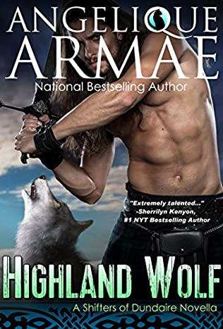 book cover of Highland Wolf