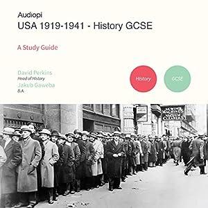 USA 1919-1941 History GCSE Study Guide Audiobook