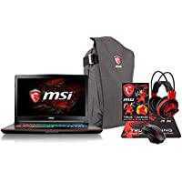 MSI GE72VR APACHE PRO-665 Enthusiast (i7-7700HQ, 32GB RAM, 1TB NVMe SSD + 1TB HDD, NVIDIA GTX 1060 3GB, 17.3 Full HD, Windows 10) VR Ready Gaming Notebook