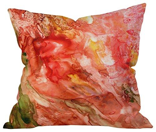 (Deny Designs Bianca Green Superstar New York Outdoor Throw Pillow,  16