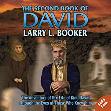 The Second Book of David Audiobook by Larry L. Booker Narrated by Jason Skarda