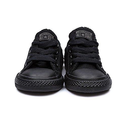 Converse - Zapatillas para niño Negro negro Negro - Black Mono
